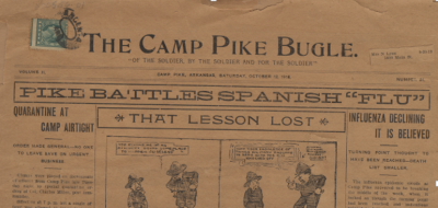 Camp Pike Headline