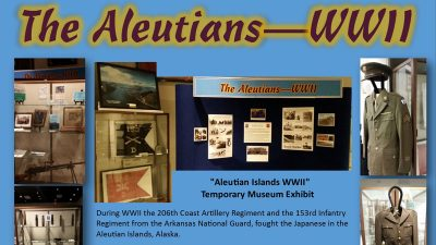 Aleutians Islands WWII