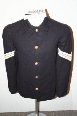 Sgt. Kendrick's Uniform