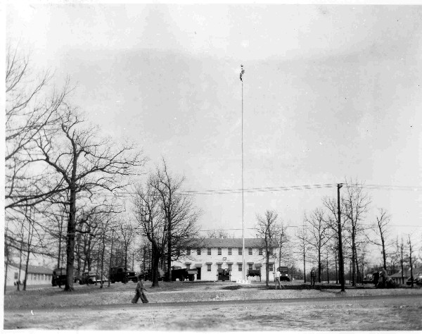 35th Division Headquarters
