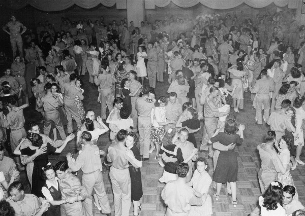 Dance at Robinson Auditorium